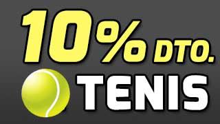 10% Dto. en tenis con el Cupón RNPAP10