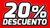 20% Dto. en tenis con el Cupón RNPAP20