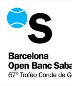 Logo Barcelona Open Banc Sabadell