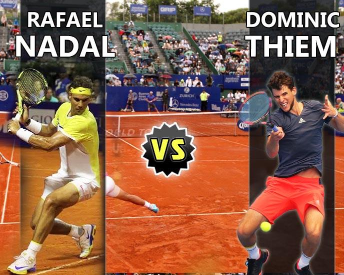 Nadal vs Thiem en Buenos Aires 2016