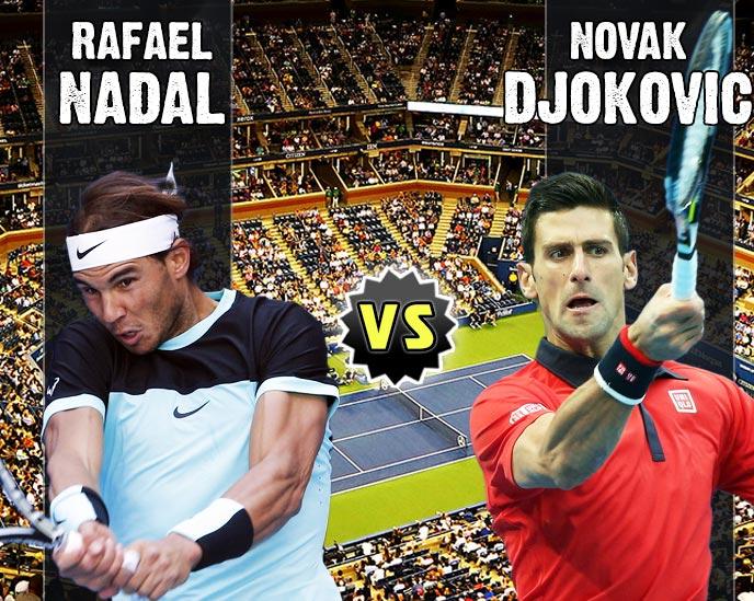 Nadal vs Djokovic en Beijing 2015