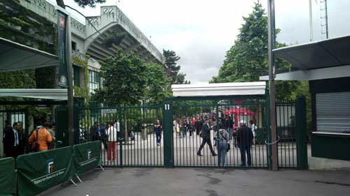 Foto de Kasai50 de Roland Garros 2014