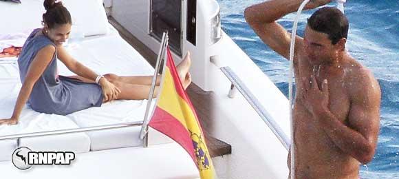 Rafa Nadal y Xisca Perell� de vacaciones en Mallorca - 21 Agosto 2014