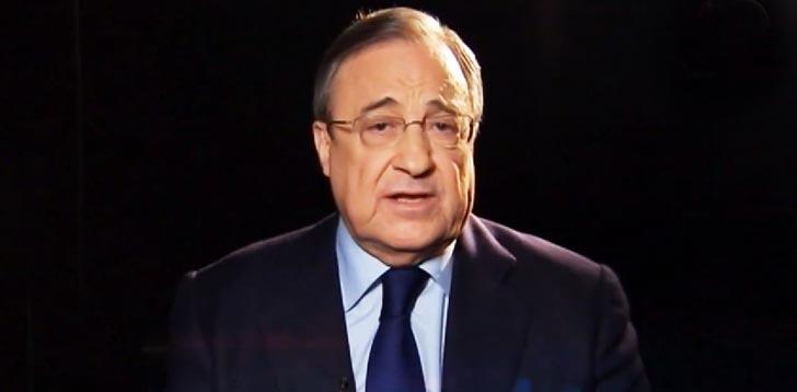 Florentino Pérez se pronunciaba sobre el nombramiento de Rafa Nadal como Hijo Predilecto de Mallorca