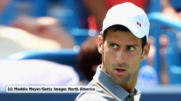 Novak Djokovic: Federer y Nadal me hicieron mejor jugador... siempre perdia contra ellos