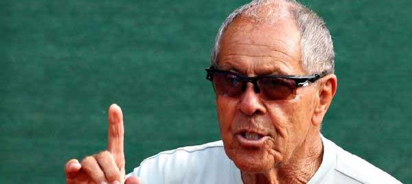 Nick Bollettieri: Espero que Rafa vuelva, es un gran orgullo para este deporte