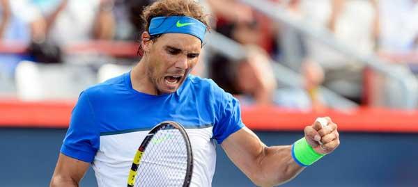 Rafael Nadal: Cada partido que gano son puntos para mi ranking