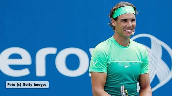 Rafael Nadal: Empiezo a notar esa mentalidad y confianza en mi mismo