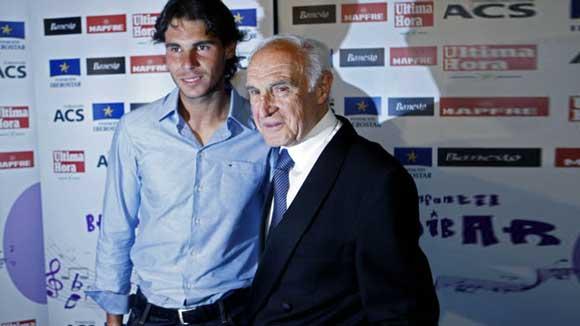Fallece el abuelo de Rafa Nadal, el musico Mestre Rafael Nadal