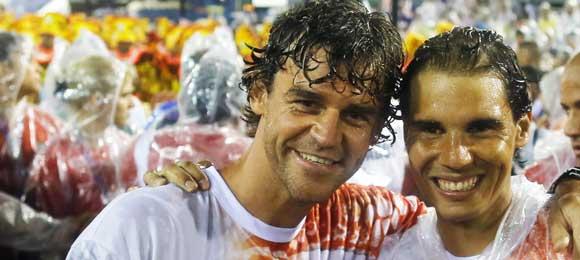 Gustavo Kuerten: No se puede decir que Nadal este acabado por ganar solo tres titulos
