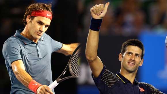 Nadal, con elogios hacia Federer y Djokovic