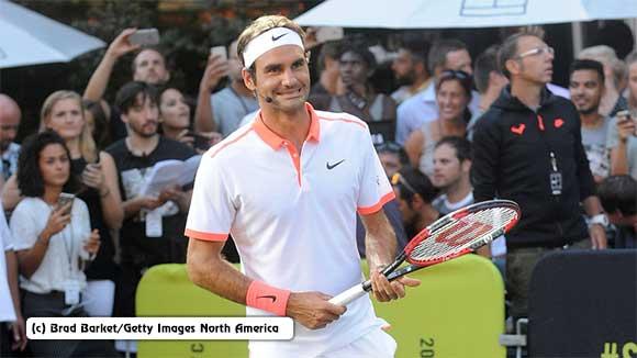Roger Federer: Rafa es quien mas ha desafiado mi reves