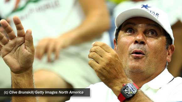 Podrian haber cambios en el equipo tecnico de Rafa Nadal en 2016