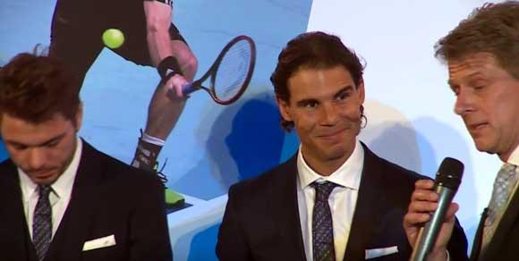 Nadal debuta con Wawrinka en Londres y evitara a Djokovic