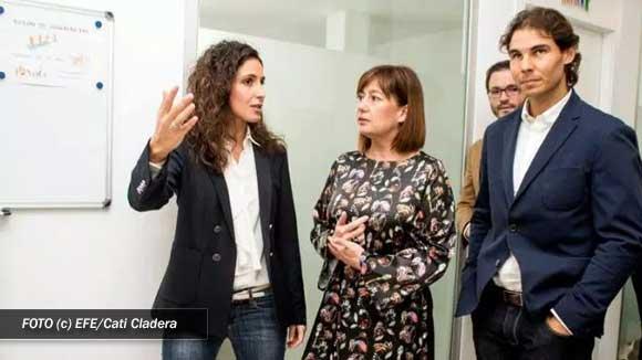 Rafa Nadal no quiso hablar del pique Arbeloa-Pique, partido no televisado