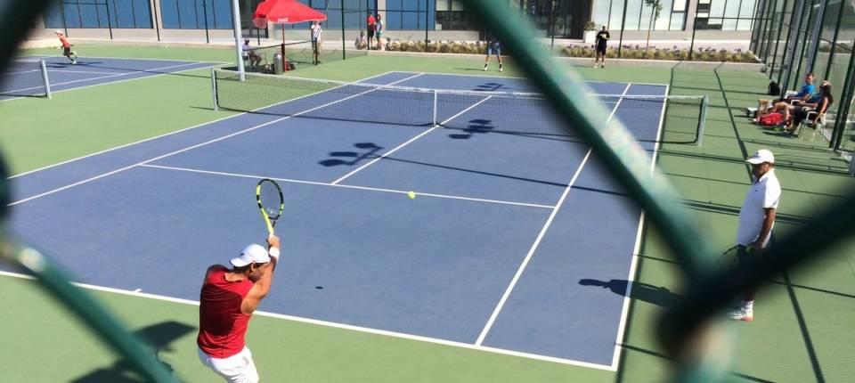 Nadal y Murray entrenaron este miercoles juntos en Manacor