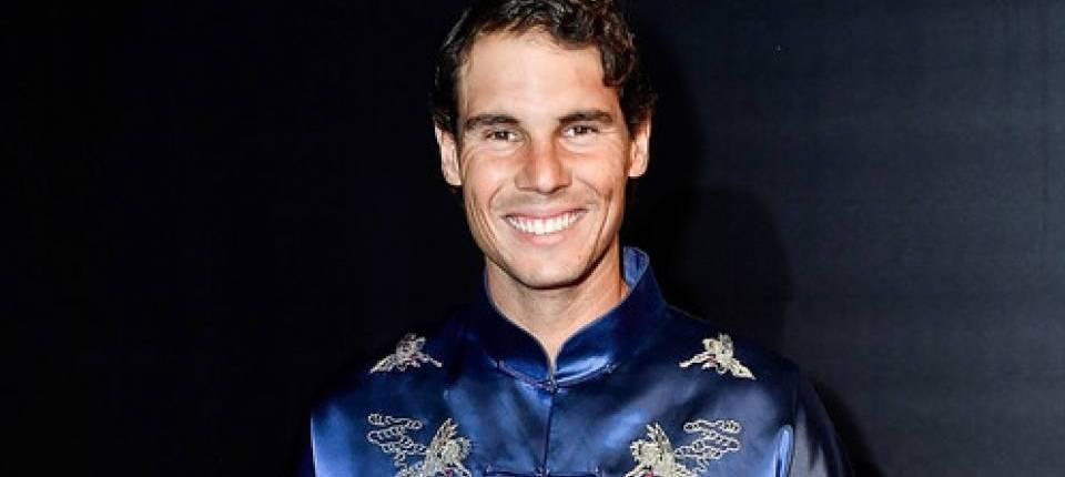Rafa Nadal en rueda de prensa pre-debut en el Abierto de China 2017