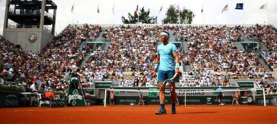 Nadal contra Pella en Roland Garros 2018, segunda ronda