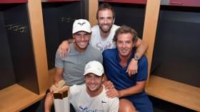Francis Roig: El Nadal de hoy juega mucho mejor en pista rápida