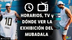 Horarios, TV y resultados del Mubadala World Tennis Championship 2019 de Abu Dabi