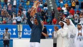 Horarios y resultados del Mubadala World Tennis Championship 2019 de Abu Dabi