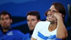 Rafa Nadal: Es más importante ser persona que deportista