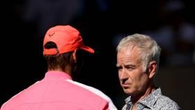 McEnroe: Las emociones que Rafa genera sólo son equiparables al buen Rock