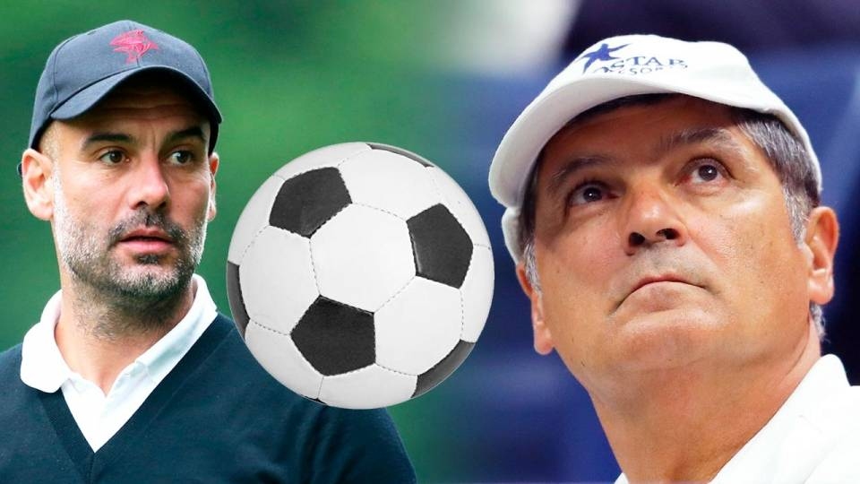Pep Guardiola recurrirá a los servicios de Toni Nadal en su partido del City vs Real Madrid