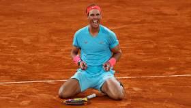 Montecarlo no amenaza las opciones de Nadal en Roland Garros