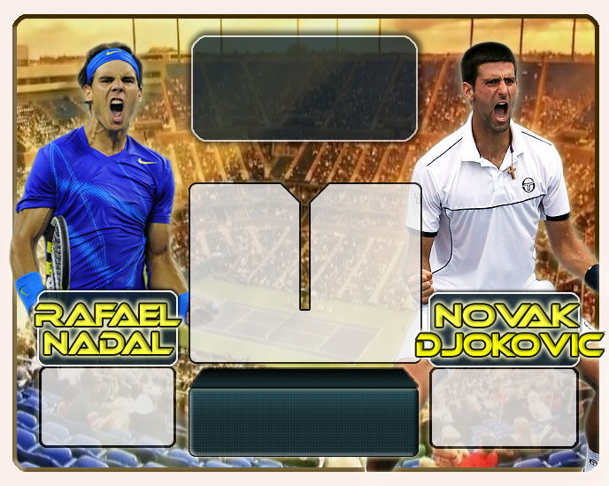 Nadal vs Djokovic en US Open 2011